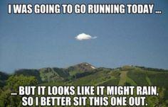 Going To Go Running Today - EvilMilk.com
