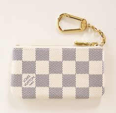 LOUIS VUITTON Damier key pouch.. This will be mine