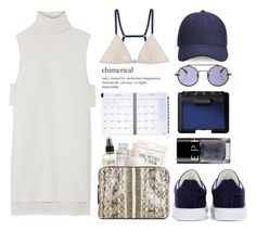 """""""Everyone that has succeeded at least failed once"""" by miss-magali-mnms ❤ liked on Polyvore featuring ADAM, Whistles, AT-A-GLANCE, Vera Wang, NARS Cosmetics, philosophy, Korres, Forever 21, Le Labo and 3.1 Phillip Lim"""