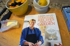 This cookbook features recipes that use seasonal produce.  #PAllenSmith