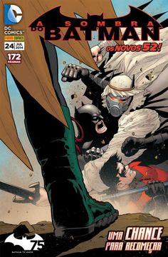 A Sombra do Batman 52 #24  - DC Comics