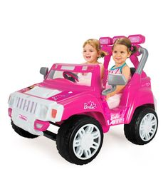 Barbie Jeep - Marvellous Machines - up to 45% off