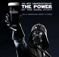 #Advertising / #StarWars / #Beer = <3