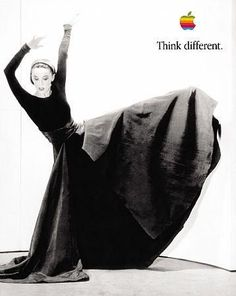 """There is a vitality, a life force, a quickening that is translated through you into action, and because there is only one of you in all time, this expression is unique."" Martha Graham"