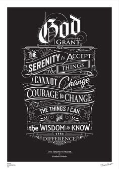 We put together different creations based on typography, posters and original projects. You will discover a combination of graphic styles that use typography, calligraphy and lettering in order to give you inspiration for your next creations, or simply ha Typography Quotes, Typography Letters, Typography Prints, Typography Design, Inspiration Typographie, Typography Inspiration, Bible Quotes, Bible Verses, Qoutes