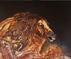 Original, vibrant equine paintings by James C. Byrne Artist capturing the essence of the individual horse. Equine Art, Mustang, Lion Sculpture, Statue, Artist, Shop, Mustangs, Artists, Mustang Cars