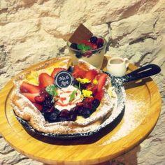 味蕾跟少女心一起超展開!鬆餅控必訪的台北巷弄內10間特色鬆餅店 - PopDaily 波波黛莉的異想世界