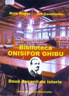 """Chişinău, oraşul meu: Biblioteca """"Onisifor Ghibu"""" - două decenii de isto..."""