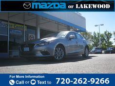 2015 *Mazda*  *Mazda3* *i* *Touring*  9 miles $20,099 9 miles 720-262-9266 Transmission: Automatic  #Mazda #Mazda3 #used #cars #MazdaofLakewood #Lakewood #CO #tapcars