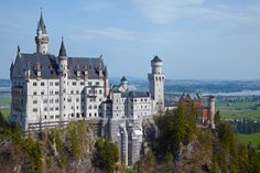 Neuschwanstein, Germany http://worldofexpats.com/destination/overview/Germany