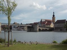 Kitzingen, Germany. I spent a lot of time in this area along the river.