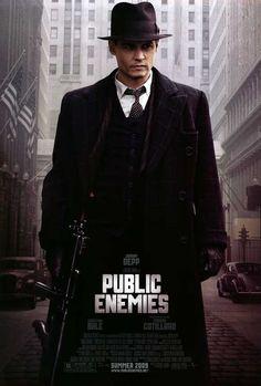 Public Enemies - Michael Mann (2009)