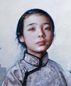 Portrait of Xiao Yingzi by Aixuan on deviantART
