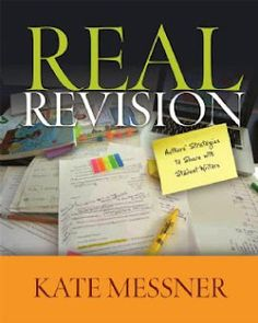 "Read ""Real Revision Authors' Strategies to Share with Student Writers"" by Kate Messner available from Rakuten Kobo. How do you show students that revision is more than a classroom exercise to please the teacher? Take them into the real . Teaching Language Arts, Teaching Writing, Writing A Book, Teaching History, Writing Ideas, Teaching Ideas, Revision Strategies, Middle School Writing, Writers Notebook"