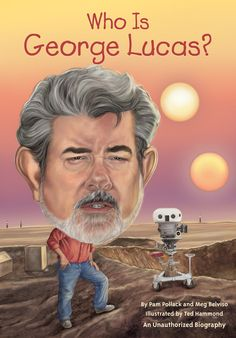 Buy Who Is George Lucas? by Meg Belviso, Pam Pollack, Ted Hammond, Who HQ and Read this Book on Kobo's Free Apps. Discover Kobo's Vast Collection of Ebooks and Audiobooks Today - Over 4 Million Titles! Who Was Steve Jobs, Who Was Rosa Parks, George Lucas, Penguin Random House, Film Industry, Screenwriting, Book Series, Biography, Filmmaking