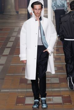 Lanvin Spring 2015 Menswear Fashion Show