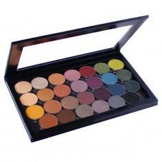 Makeup Geek Ultimate Eyeshadow Palette (Black Palette)