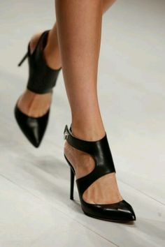 I'd love to know who the designer is. These shoes are stellar.