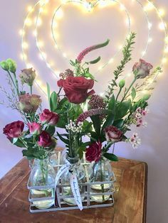 Popular Flowers, Glass Vase, Home Decor, Decoration Home, Room Decor, Home Interior Design, Home Decoration, Interior Design
