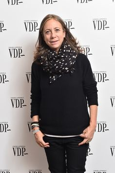 Thanks to Cinzia Malvini for cominig at our #VDPevent! #MilanFashionWeek