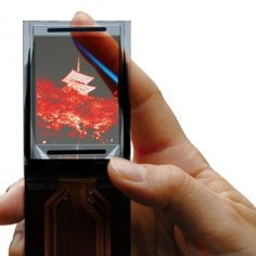 TDK Shows Off Transparent Bistable OLED Mobile Display | TechCrunch