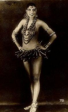 La Dorian: Black History Month  Josephine Baker