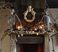Outdoor Mr. Bones - Silver | Pottery Barn