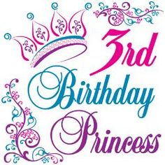 3rd_birthday_princess_greeting_cards_pk_of_20.jpg (250×250)