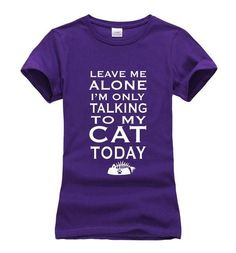 Leave Me Alone Women's T-shirt