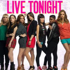 Follow the Bellas at the #Pitch2Premiere tonight at 6:30pm PST on a LIVE stream by going to pitch2premiere.com!