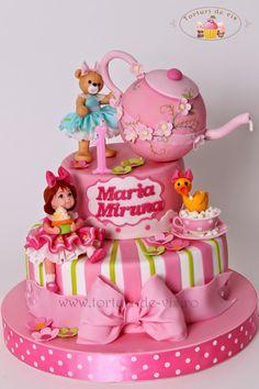 Maria Miruna la prima aniversare
