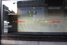 nike window displays - Google Search Vitrine Design, Window Displays, Windows, Nike, Google Search, Display Cases, Shop Displays, Window, Display Cabinets