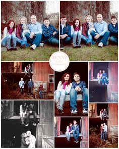 The Wiard Family {Michigan Family Portrait Photographer}