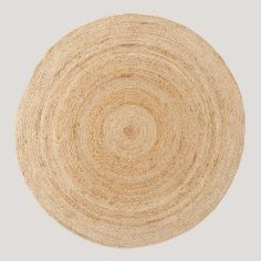 One of my favorite discoveries at WorldMarket.com: Natural Jute Round Rug