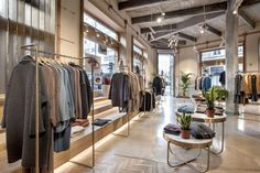 Noho store by Gespronor & Mas Arquitectura, A Coruña – Spain » Retail Design Blog