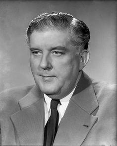 som direktør Asger Hansen, i Dorte fra 1951.
