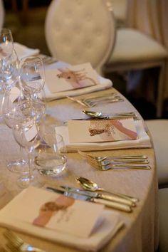 Folded menu cards created by Secret Diary designs. Wedding Events, Wedding Reception, Wedding Table, Event Management Company, Secret Diary, Menu Cards, Wedding Stationery, Event Planning, South Africa