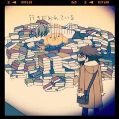 Misaki knows the real Usagi- san. #JunjouRomantica