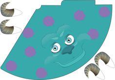 Turquoise Frame: Festa - Monstros S.A