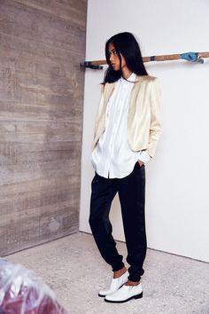 Rachel Comey Resort 2015 Collection Slideshow on Style.com