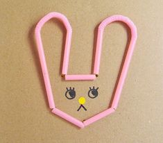 DIY Straw Embroidery for Kids
