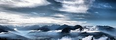 Panorama from Patscherkofel by Jurek Rybak on 500px