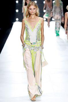 Roberto Cavalli - #MFW Primavera/Verano 2013 #moda #fashion