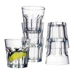 """IKEA Cocktail-Gläser """"Pokal"""" Glas für kalte oder heiße Getränke 150ml: http://cocktail-glaeser.de/set/ikea-cocktail-glaser-pokal-glas-fur-kalte-oder-heise-getranke-150ml/"""