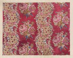 Printed linen textile | Museum of Fine Arts, Boston