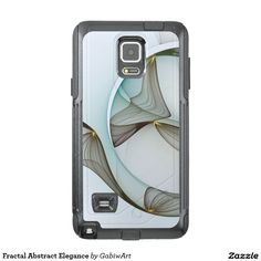 Fractal Abstract Elegance OtterBox Samsung Note 4 Case
