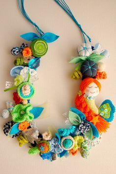 little marmaid necklace
