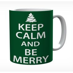 Keep Calm And Be Merry #keepcalm #keepcalmmugs #mugs #personalised