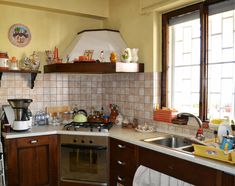 il cuore della casa: la cucina Fran Recipe, Biscuits, Buffet, Kitchen Cabinets, Breakfast, Table, Grappa, Furniture, Cookie