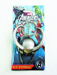 Marvel Avengers Loki Helmet Keychain